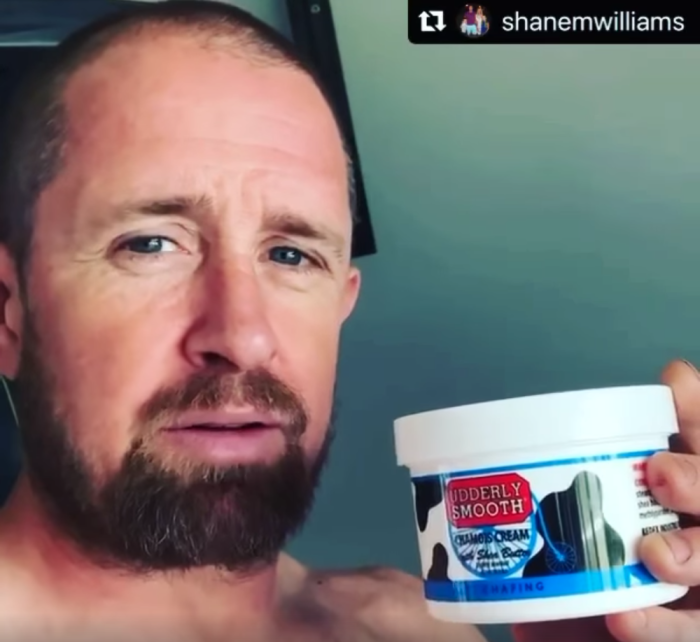 Shane Williams Udderly Smooth